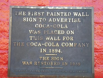 COCA COLA SIGN1