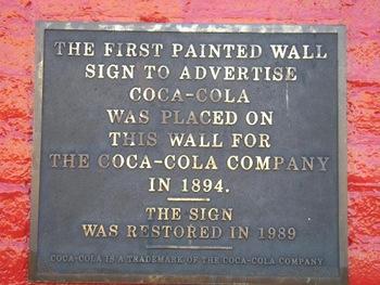 COCA COLA SIGN1