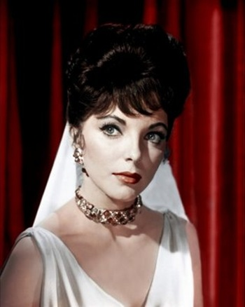 Joan Collins  Esther and the King (1960)