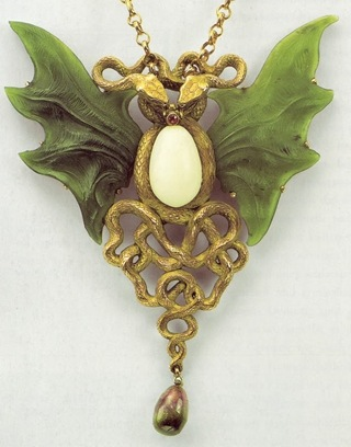 Amazing jewelry by Wilhelm Lucas von Cranacha