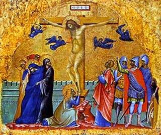 Crucifixion-Paolo-Veneziano
