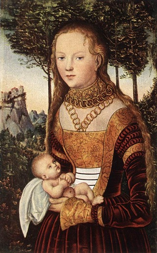 8725-young-mother-with-child-lucas-the-elder-cranach