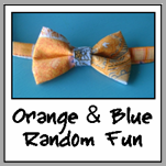 Orange & blue random fun