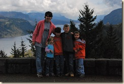 me and kids at overlook 2
