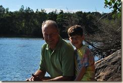 Papa and PJ