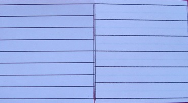diferenças de linhas