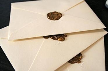 bula selo carta antiga