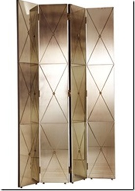 ARTERIORS SCREEN 6199m STEPHAN ANTIQUE MIRROR
