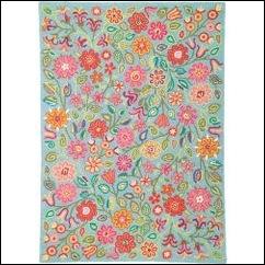 18138-FLOR-46X66 April Blooms
