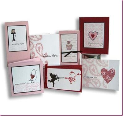 Savvy Valentine's Board 2009