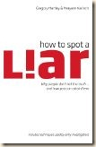 "Buy ""How to Spot a Liar"""