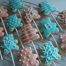 Confectioner's Sugar Cookies