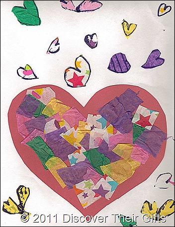 Letter Heart1