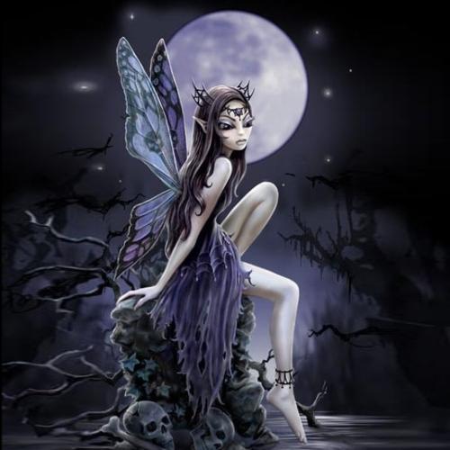 Gothic Fantasy Fairies