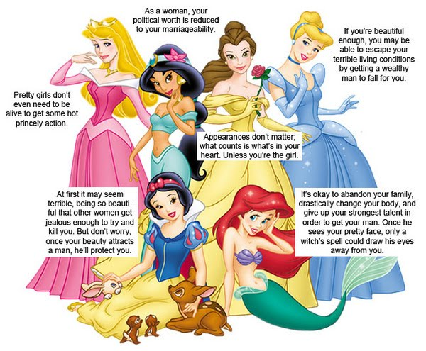 gender roles in disney movies This particular theme of gender roles and its portrayal is very interesting and has   representation in animation movies, namely in walt disney animated films.