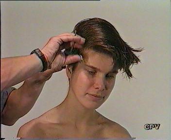 Judi Dench super short haircut ideas