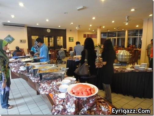 Breakfast Hotel Seri Malaysia IpohDSC04304