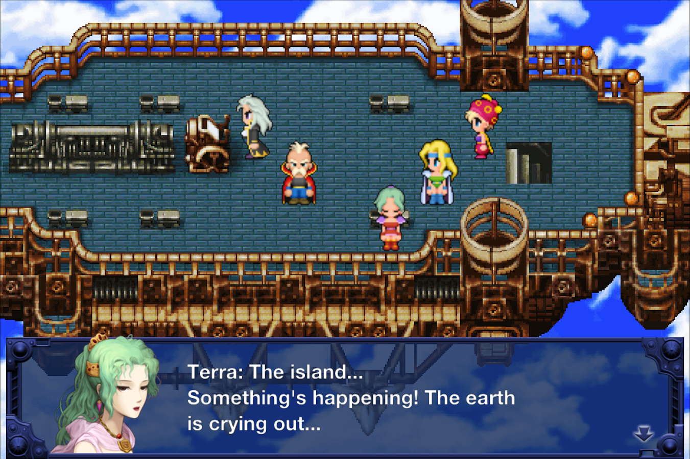 FINAL FANTASY VI Screenshot 1