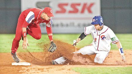 2010洲際杯-斗六棒球場 中華敗給古巴 0:2