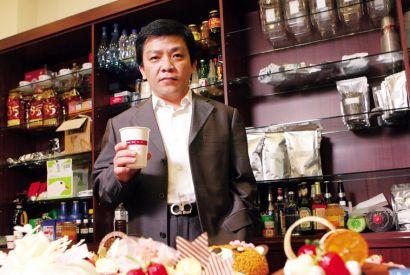 85度C董事長-吳政學出身於雲林口湖農家|名人