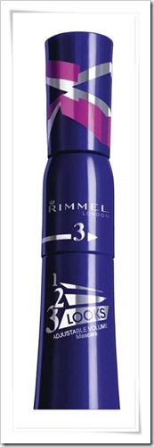 Rimmel-1-2-3-Looks-Mascara