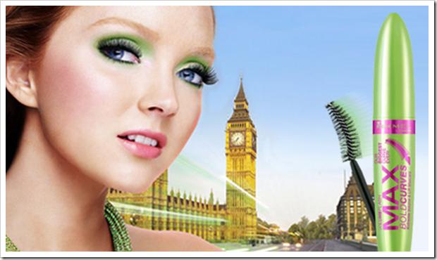 rimmel mascara max bold curves green