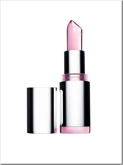 Crystal Lip Balm Rose Open