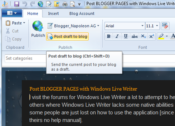 Blogger, Copy Paste, Ctrl C, Feedback Request, Forums, Html Post, Inserting Images, Issue Question, Lot, Native Abilities, New Version Of Windows, New Wave, New Windows, Reason, Time Windows, V15