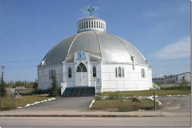 Catholic Church in Inuvik