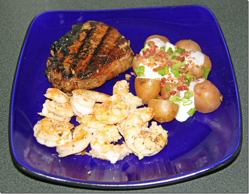 Surf and Turf by Brenda