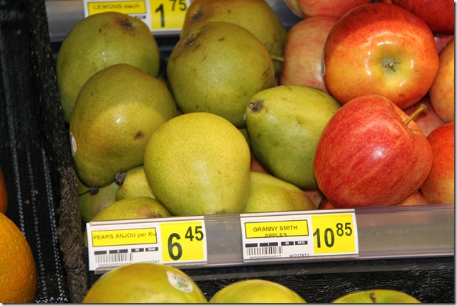 Fruit Prices