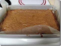 cookie dough brownies 022