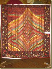 Diana's Bargello Quilt