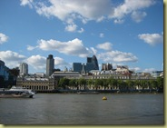 Wonderful views - London is spetacular