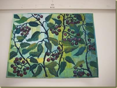 Elderberries - Stitch to Paint