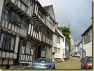 street in Thaxted