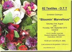 Bloomin Marvelous