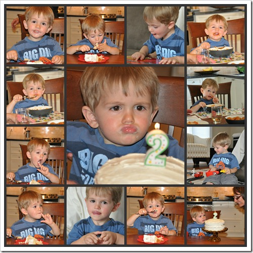 Evan's 2nd Birthday