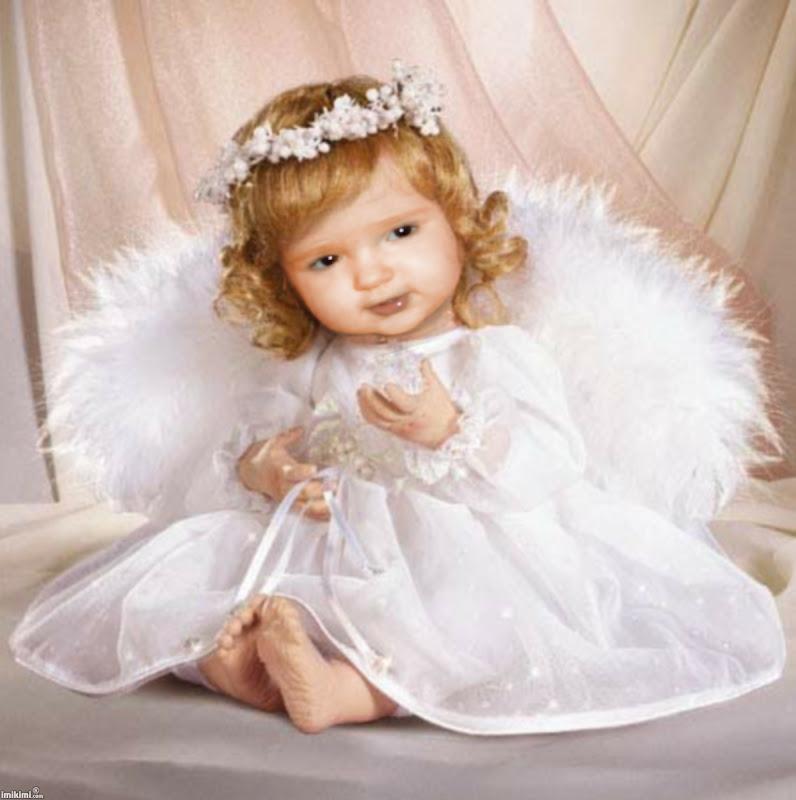 Anjelská bábika Karin 2 ZGLy-14z