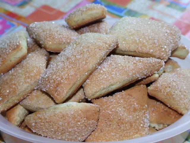 Рецепт печенья на скорую