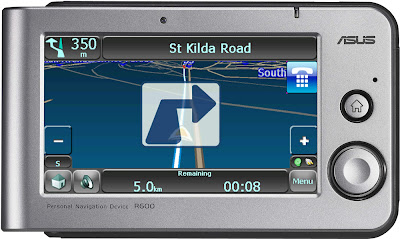 Personal Navigation Device