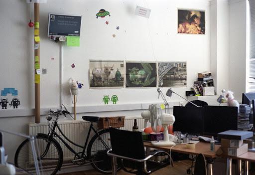 Office Last. fm, London