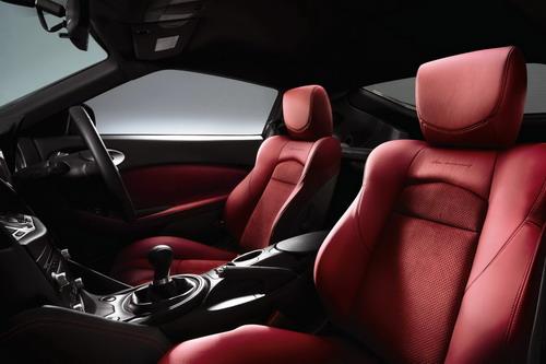Interior Nissan 370Z