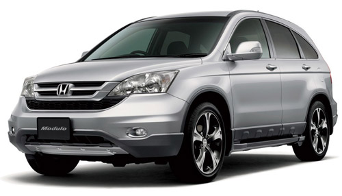 Modulo tuning for Honda CR-V