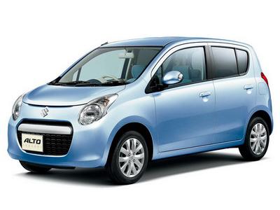 Suzuki will show in Tokyo a updated Alto