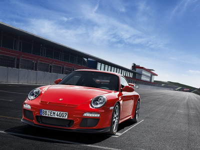 Confidential tests: Porsche GT3