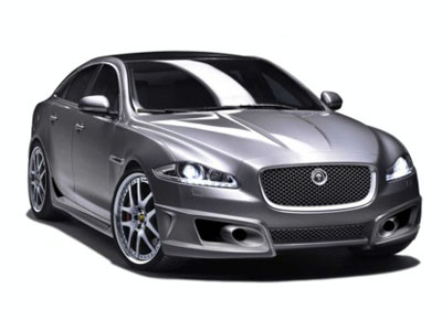 Arden has Presented the Tuning Version Jaguar XJ