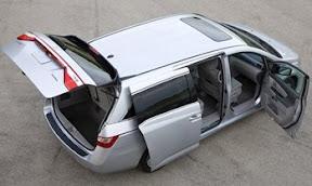 Minivan Honda