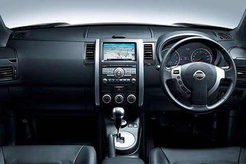 Interior X-Trail