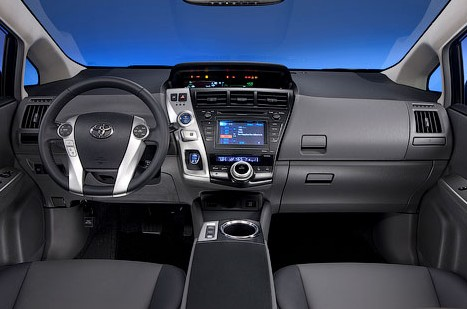 Minivan Prius